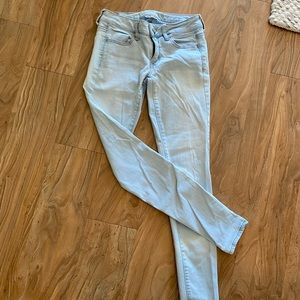 AWO Mid-rise Jeans
